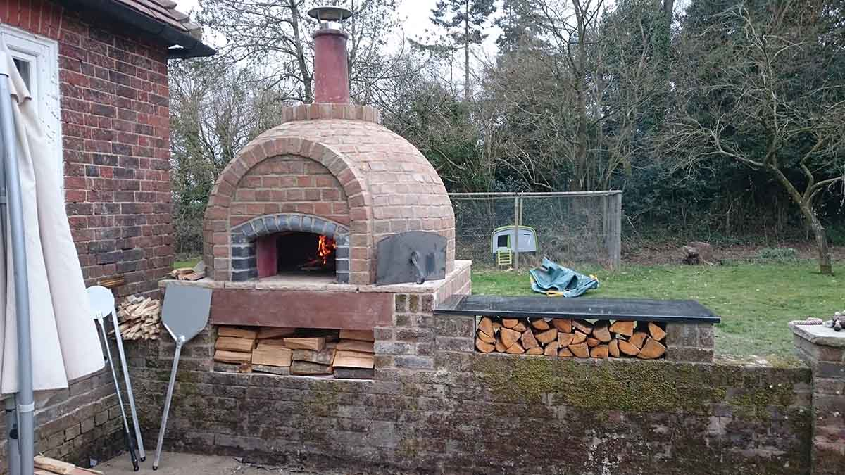 Originale – Gas fired pizza oven kit