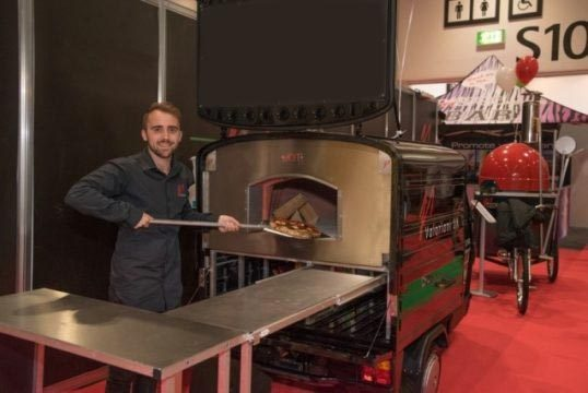 Forno Ape FVR UK