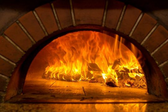 best wood fired pizza oven