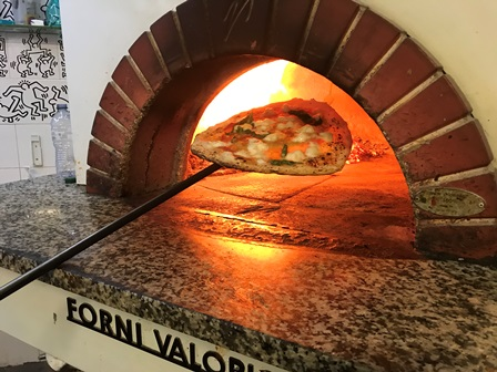valoriani wood fired oven milan
