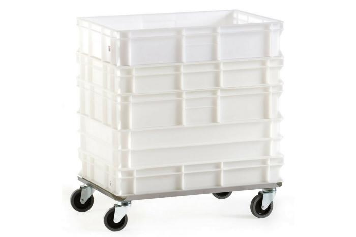 GI Metal Crate Trolley